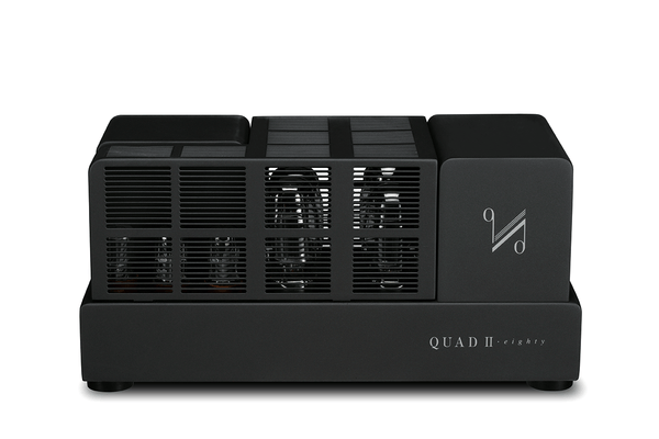 QUAD QII-Eighty Monoblock Power Amplifier - Alma Music and Audio - San Diego, California
