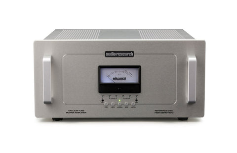 Audio Research Reference 250 SE Reference 250W Monoblock Amplifier - Alma Music and Audio - San Diego, California