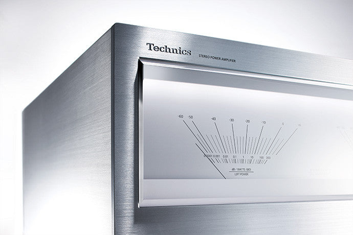 Technics SE-R1 Stereo Power Amplifier - Alma Music and Audio - San Diego, California