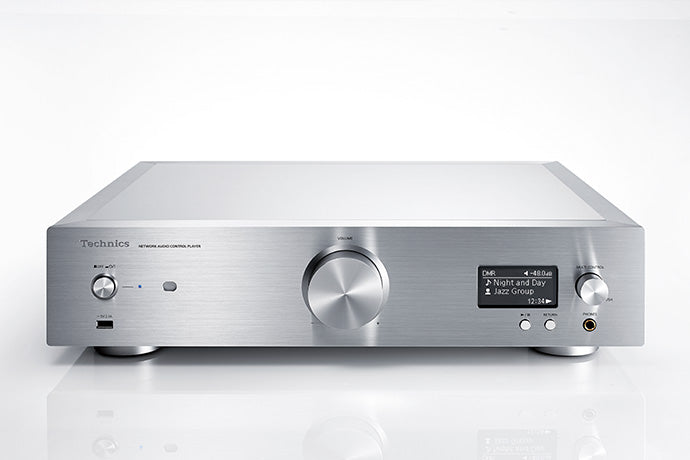 Technics SU-R1 Network Audio Control Player - Alma Music and Audio - San Diego, California