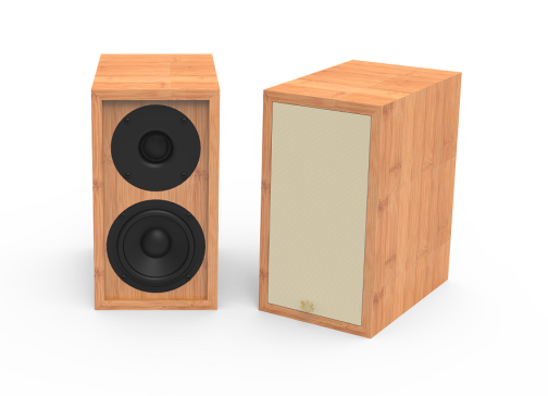 IFi Audio Retro LS35 Bookshelf Speakers Alma Music And