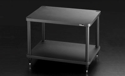 SolidSteel S3-2 Two-shelf Modular Rack - Alma Music and Audio - San Diego, California