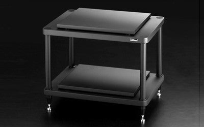 SolidSteel S5-2 Twin-shelf w/ 2 levels - Alma Music and Audio - San Diego, California