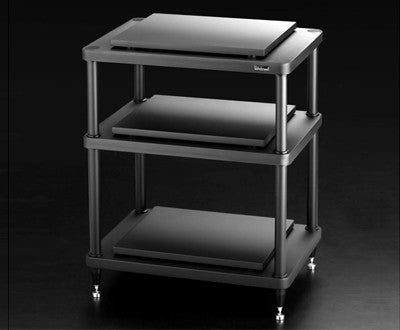 SolidSteel S5-3 Twin-shelf w/ 3 levels - Alma Music and Audio - San Diego, California