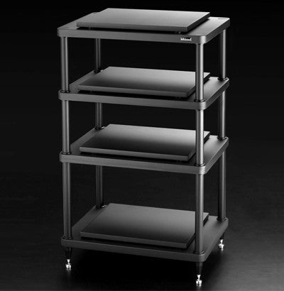 SolidSteel S5-4 Twin-shelf w/ 4 levels - Alma Music and Audio - San Diego, California
