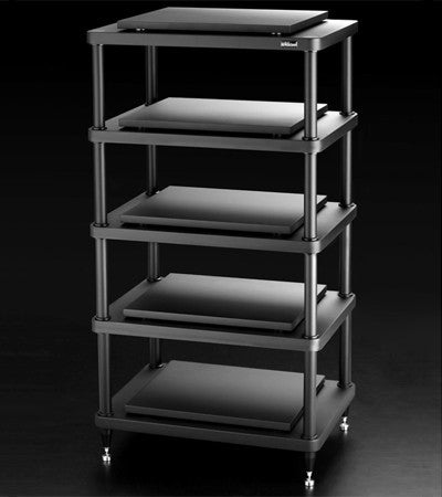 SolidSteel S5-5 Twin-shelf w/ 5 levels - Alma Music and Audio - San Diego, California