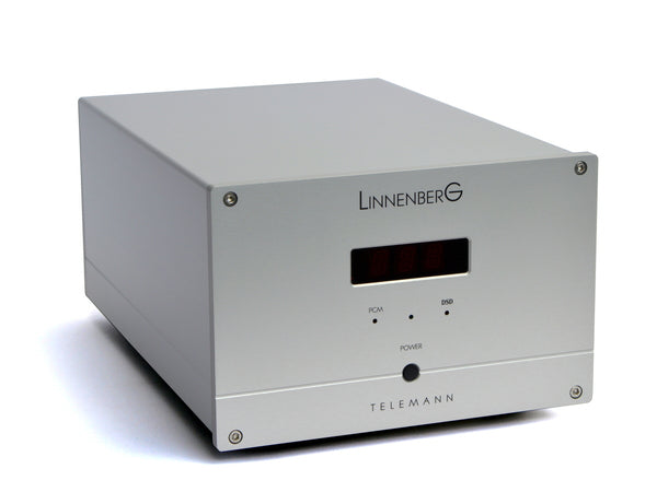 LinnenberG Telemann DAC - Alma Music and Audio - San Diego, California