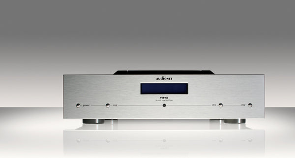 Audionet VIP G3 Universal Media Player - Alma Music and Audio - San Diego, California