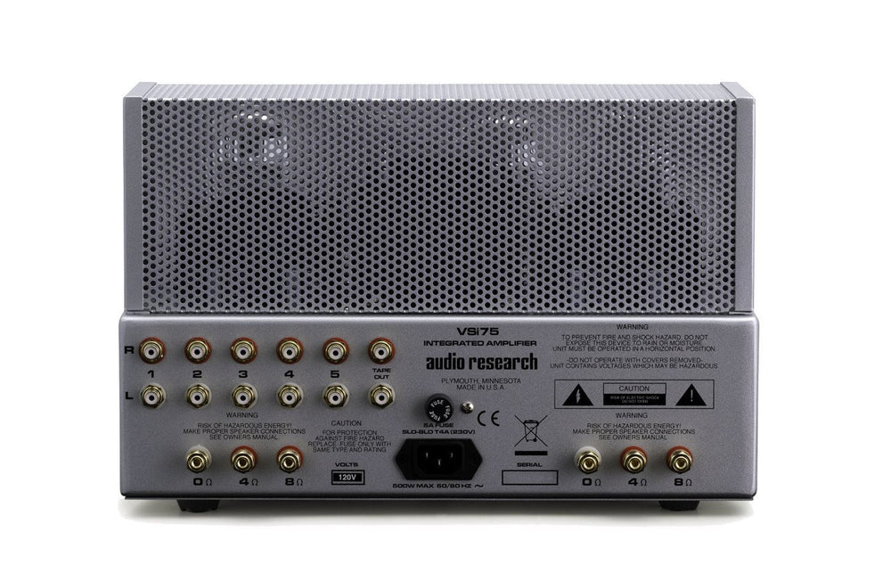 Audio Research VSi75 Integrated Stereo Amplifier - Alma Music and Audio - San Diego, California