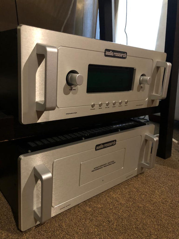 Audio Research Reference Anniversary Preamplifier [Previously Owned]