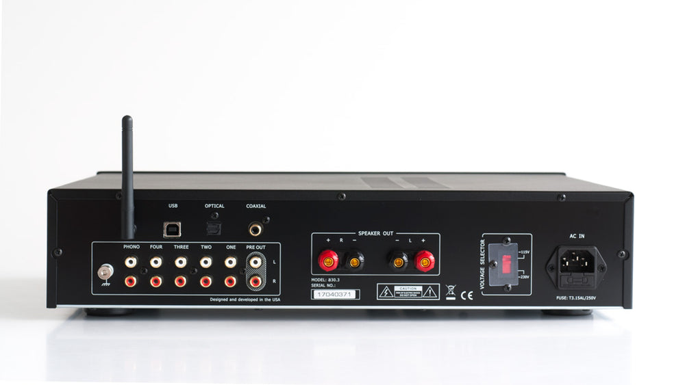 Music Hall a30.3 Integrated Amplifier - Alma Music and Audio - San Diego, California