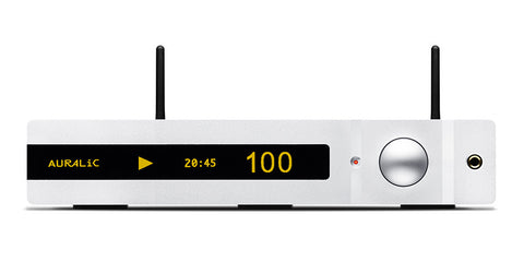 Auralic Altair Wireless Streaming DAC - Alma Music and Audio - San Diego, California
