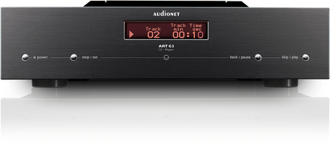 Audionet ART G3 CD Player - Alma Music and Audio - San Diego, California