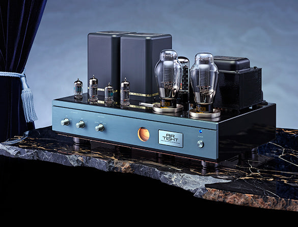 Air Tight ATM-300 Anniversary Stereo Power Amplifier - Alma Music and Audio - San Diego, California
