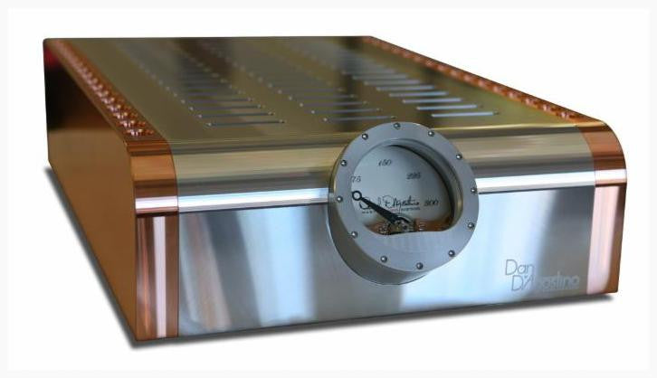 Dan D'Agostino Momentum M400 Monoblock Amplifier - Alma Music and Audio - San Diego, California