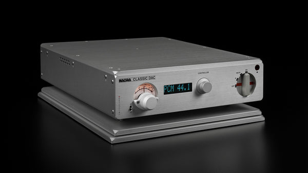 Nagra Classic DAC - Alma Music and Audio - San Diego, California