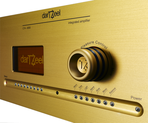 darTZeel CTH-8550 integrated amplifier [w/ phono] - Alma Music and Audio - San Diego, California