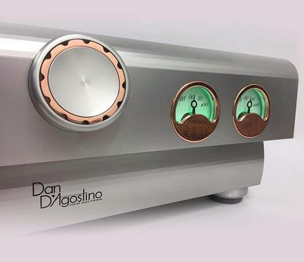 Dan D'Agostino Progression Preamplifier - Alma Music and Audio - San Diego, California
