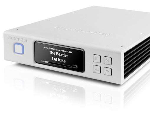 Aurender N100H Caching Network Streaming Server - Alma Music and Audio - San Diego, California