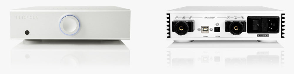Aurender X725 USB DAC Amplifier - Alma Music and Audio - San Diego, California