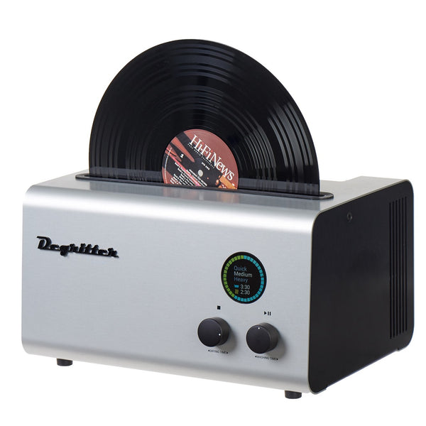 Degritter Record Cleaning Machine - Alma Music and Audio - San Diego, California