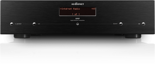 Audionet DNP Digital Network Preamplifier - Alma Music and Audio - San Diego, California