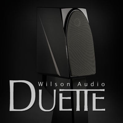 Wilson Audio Duette Series 2 Loudspeakers - Alma Music and Audio - San Diego, California