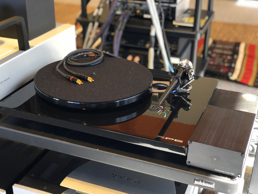 Rega RP-6 Turntable with upgraded Linear Power Supply - Alma Music and Audio - San Diego, California