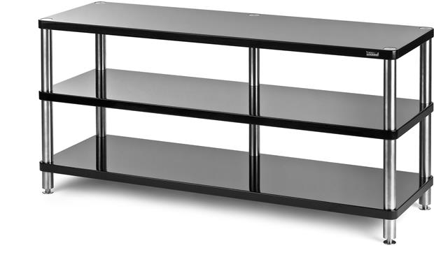 SolidSteel Hyperspike Wide Series Audio Racks - Alma Music and Audio - San Diego, California