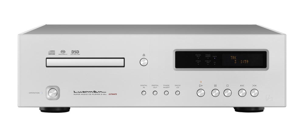 Luxman D-05u Digital Disk Player - Alma Music and Audio - San Diego, California