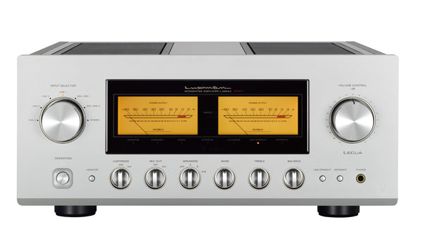 Luxman L-590AXII Class A Integrated Amplifier - Alma Music and Audio - San Diego, California