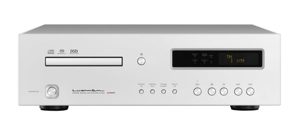 Luxman D-06u Digital Disk Player - Alma Music and Audio - San Diego, California