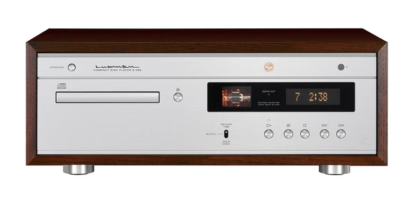 Luxman D-380 Tube CD Player - Alma Music and Audio - San Diego, California