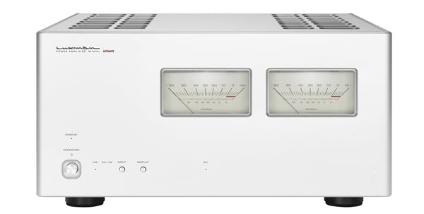 Luxman M-900u Power Amplifier - Alma Music and Audio - San Diego, California