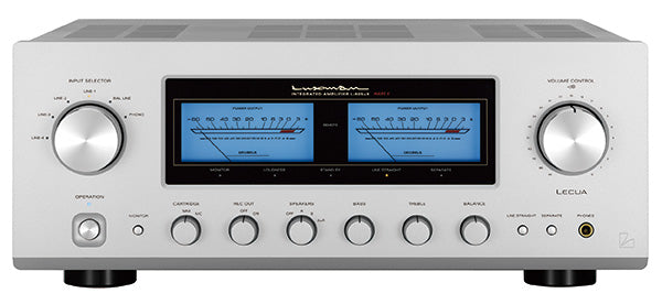 Luxman L-505uXII Integrated Amplifier - Alma Music and Audio - San Diego, California