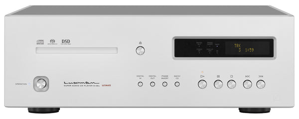 Luxman D-08u Digital Disc Player - Alma Music and Audio - San Diego, California