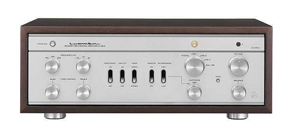 Luxman CL-38uC Tube Control Amplifier / Preamplifier - Alma Music and Audio - San Diego, California