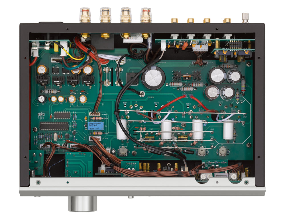 Luxman SQ-N150 Integrated Amplifier - Alma Music and Audio - San Diego, California