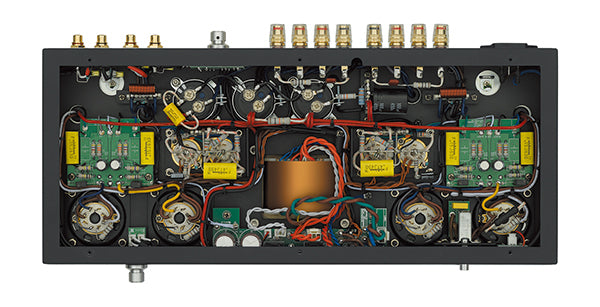 Luxman MQ-88uC Tube Amplifier - Alma Music and Audio - San Diego, California