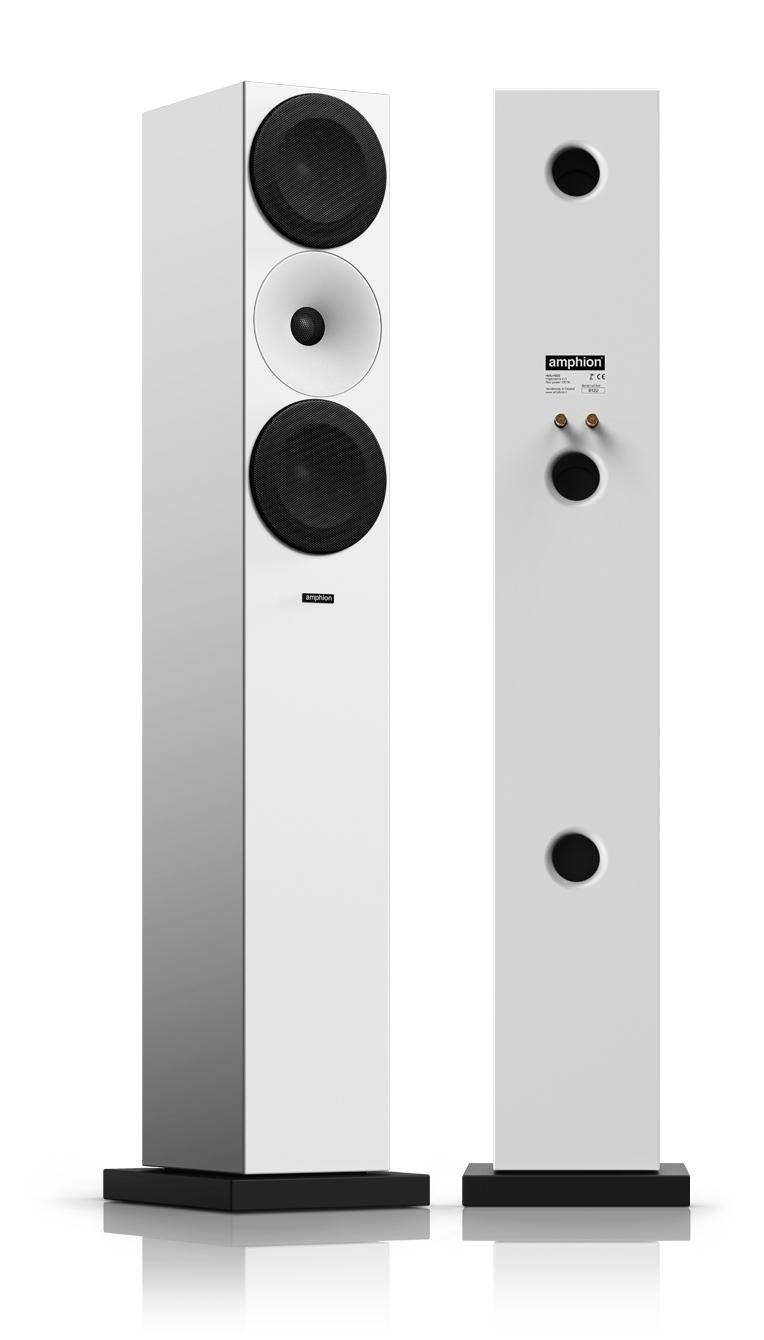 Amphion Helium 520 Floorstanding loudspeaker - Alma Music and Audio - San Diego, California