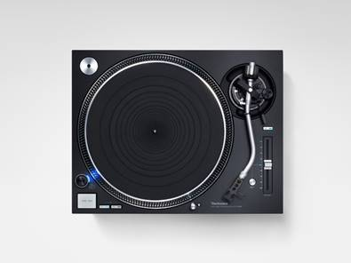 Technics SL-1210GR Grand Class Turntable [BLACK] - Alma Music and Audio - San Diego, California