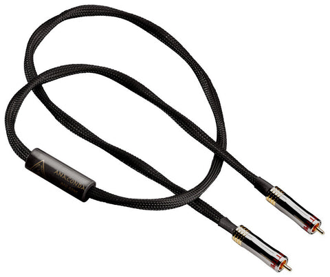 Shunyata Anaconda Interconnect Cable [1 meter RCA] - Alma Music and Audio - San Diego, California
