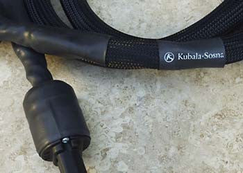Kubala-Sosna Expression Power Cables - Alma Music and Audio - San Diego, California