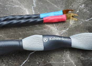 Kubala-Sosna Fascination Speaker Cables - Alma Music and Audio - San Diego, California