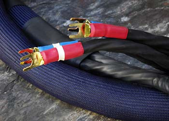 Kubala-Sosna Emotion Speaker Cables - Alma Music and Audio - San Diego, California