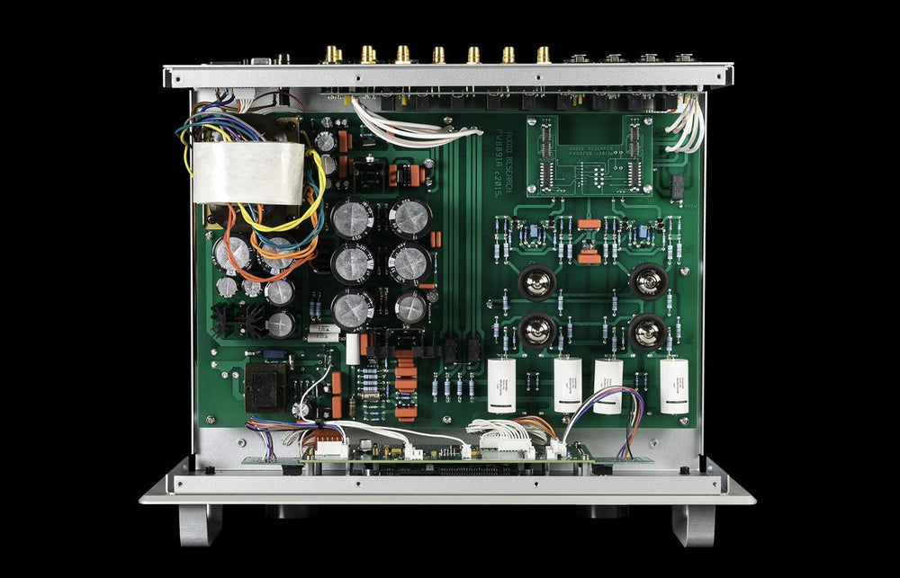 Audio Research LS28 Foundation Series Line Stage Preamplifier - Alma Music and Audio - San Diego, California