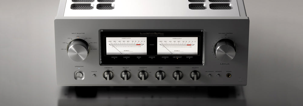 Luxman L-509X Integrated Amplifier - Alma Music and Audio - San Diego, California