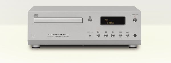 Luxman D-N150 CD Player - Alma Music and Audio - San Diego, California