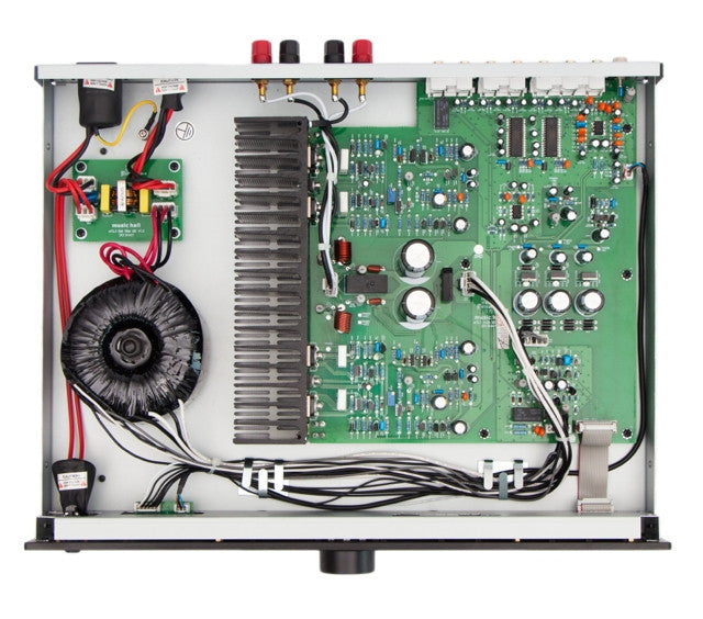 Music Hall a15.3 Integrated Amplifier [w/ built-in phono] - Alma Music and Audio - San Diego, California