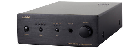 Music Hall dac25.3 Hybrid DAC - Alma Music and Audio - San Diego, California
